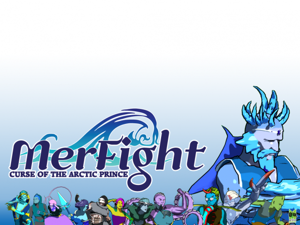 MerFight:  Curse of the Arctic Prince Alpha