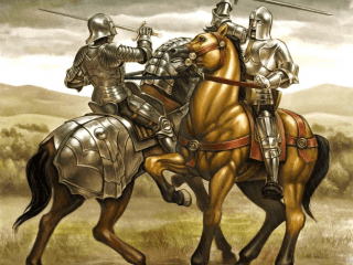 Mount and Blade HD