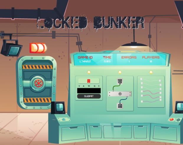 LockedBunker