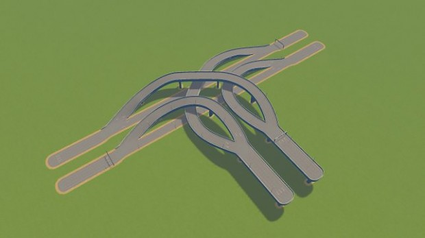 ATHSE Aesthetic Double-Y Interchange