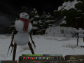 Lost Existence Snowman Mod