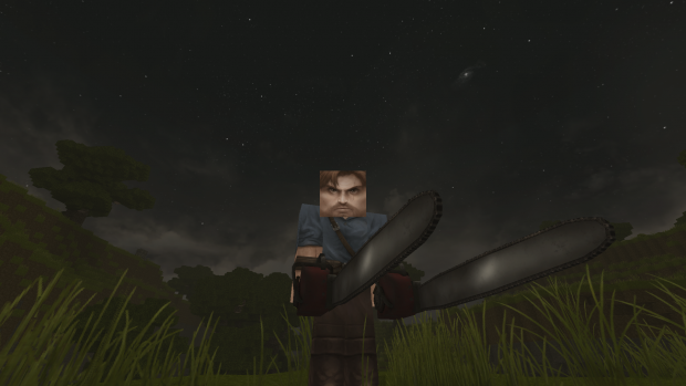 Lost Existence Chainsaw Mod