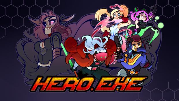 Hero.EXE Alpha Demo 0.0.4