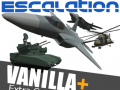 Vanilla+ - Aerial Escalation Content Pack