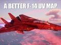 A Better F-14 UV Map