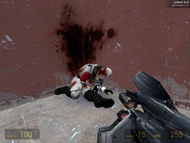 Doom 3 Blood
