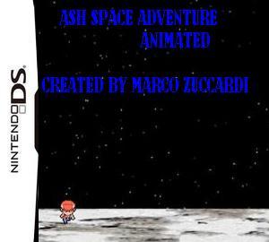 Ash Space Adventure Animated