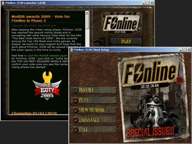 FOnline: 2238 Client Setup 19/11/2010
