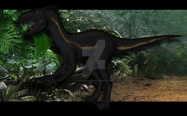 Jurassic World: Alive - Indoraptor