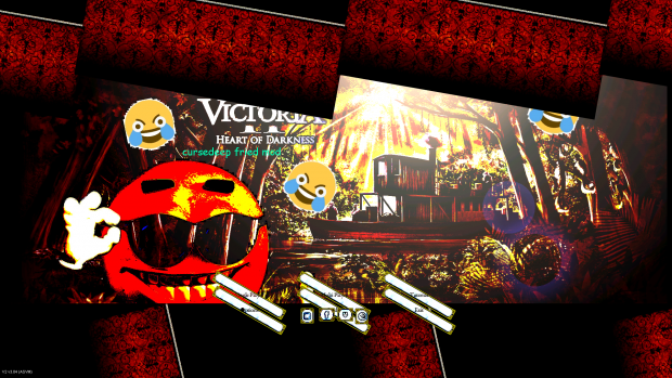 Victoria 2 Cursed v1.0