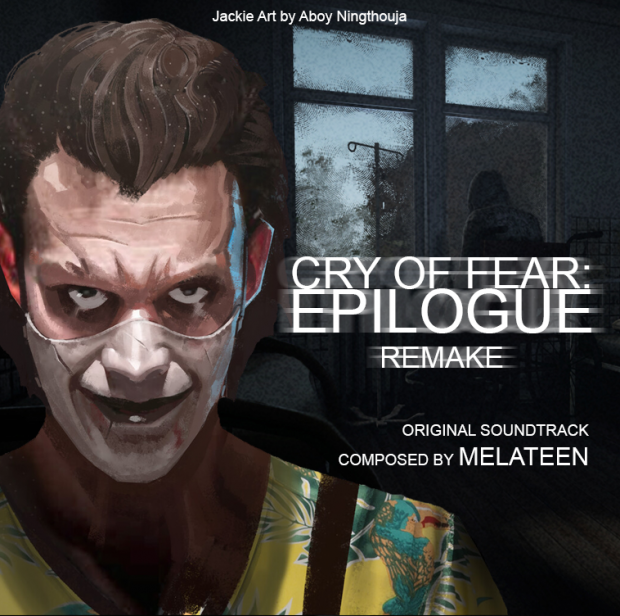 Cry of Fear: Epilogue Remake Demo(Original Soundtrack) + Bonus Hoodie