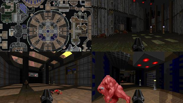 UAC-M4 (Doom 2)