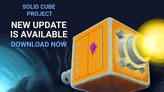 Solid Cube Project Demo 05