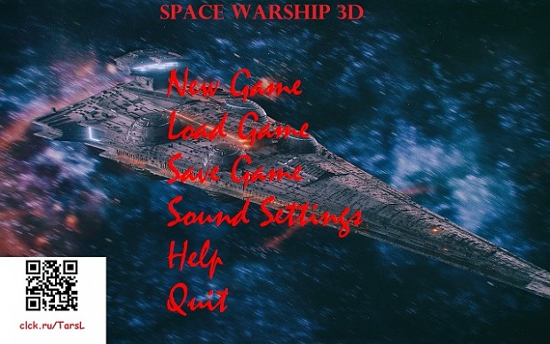 Space Warship 3D