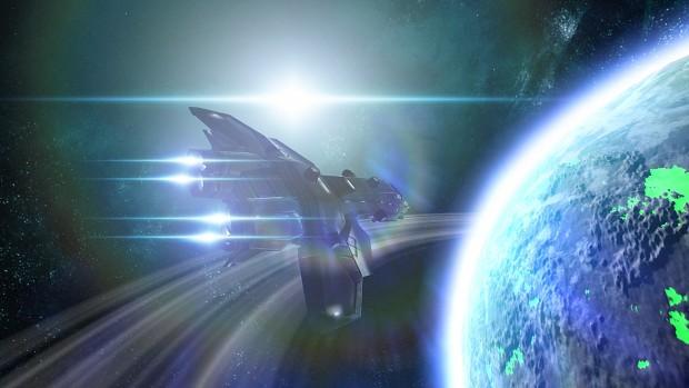 Evochron Legacy SE version 2.0108 demo...