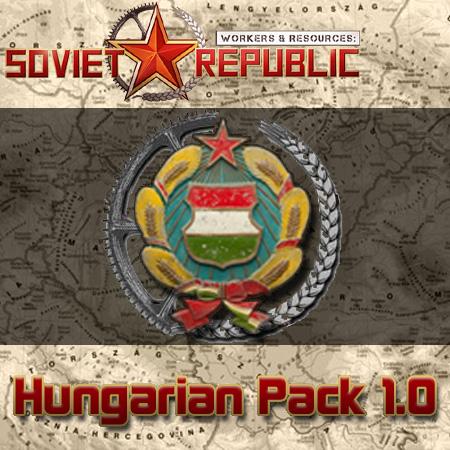 W&R: Soviet Republic Hungarian Pack 1.0