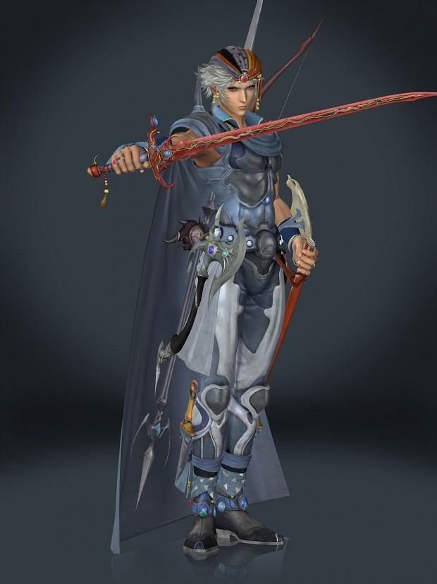 Dissidia Final Fantasy NT - Firion