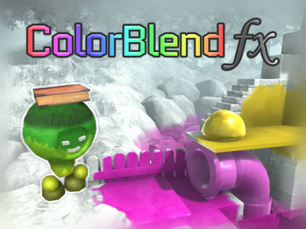 ColorBlend FX Extended Demo (v.0.1.5)