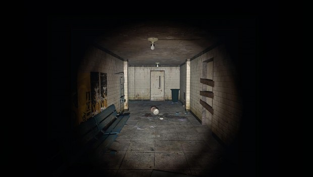 Facility Escape horror map