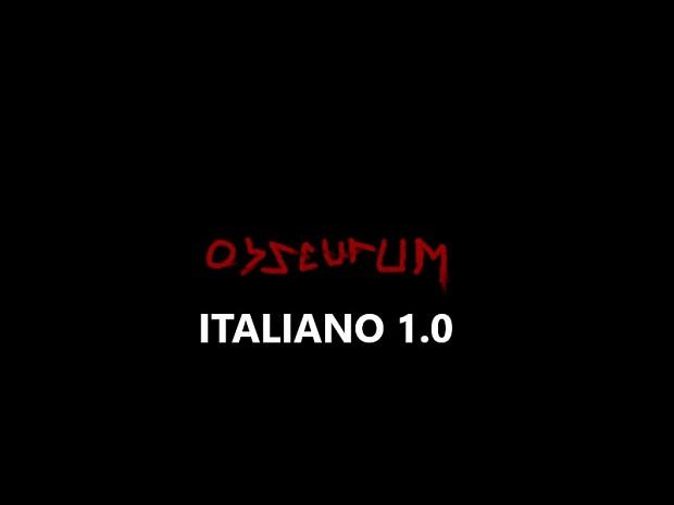 Obscurum 1.0 ITALIAN