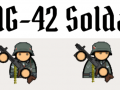POW MG42 Soldats Variable