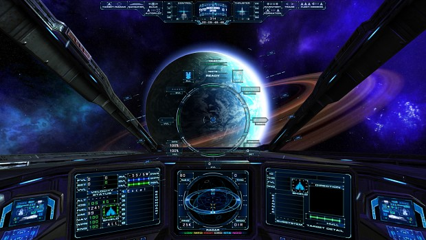 Evochron Legacy SE version 2.0178 demo...