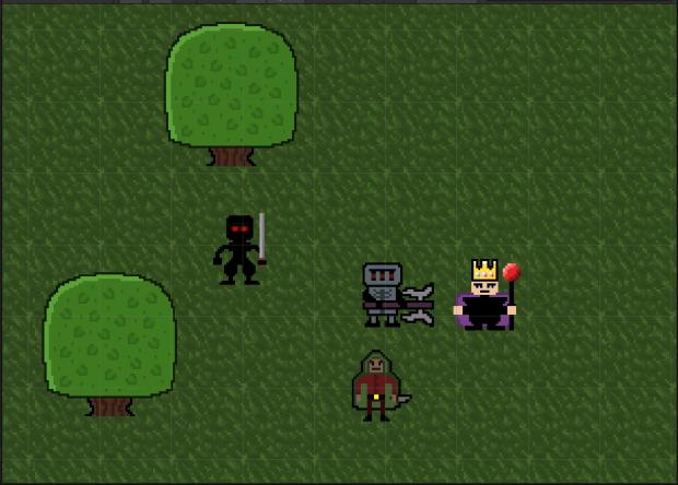 Kingsguard Alpha