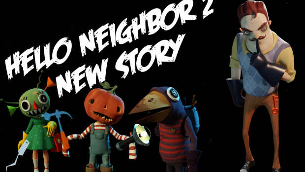 Hello Neighbor 2 New Story still [WIP]