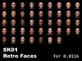 SK01 retro faces for 00116