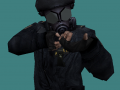 Gasmask Cops