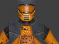 Hev helmet player model