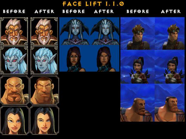 Face Lift 1.2.0