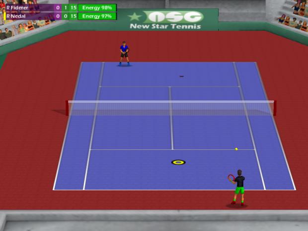 New Star Tennis Mac