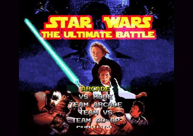 Star Wars The Ultimate Batlle
