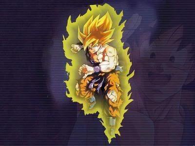 False SSJ Goku pack