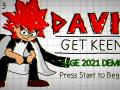 David Get Keen SAGE 2021 Demo