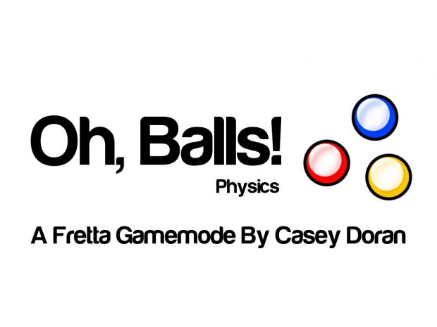 Oh, Balls! Physics 1.0