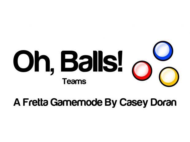 Oh, Balls! Teams 1.0