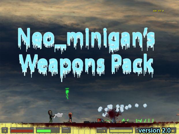 Neominigan's Weapons Pack 2.0