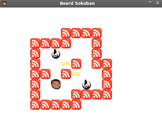 Beard Sokoban (GDC 2010 Edition)