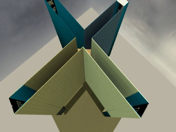 Stairs Map V3