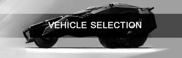 Vehicle Selection by Mohzart