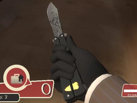 The Reverse Konata Knife