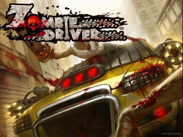 Zombie Driver Slaughter patch 1.1.2