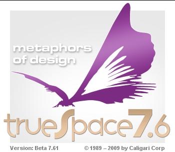 Truespace 7.61 Beta 8