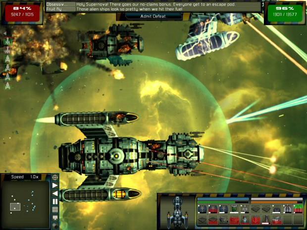 Federation Elite Ship Pack