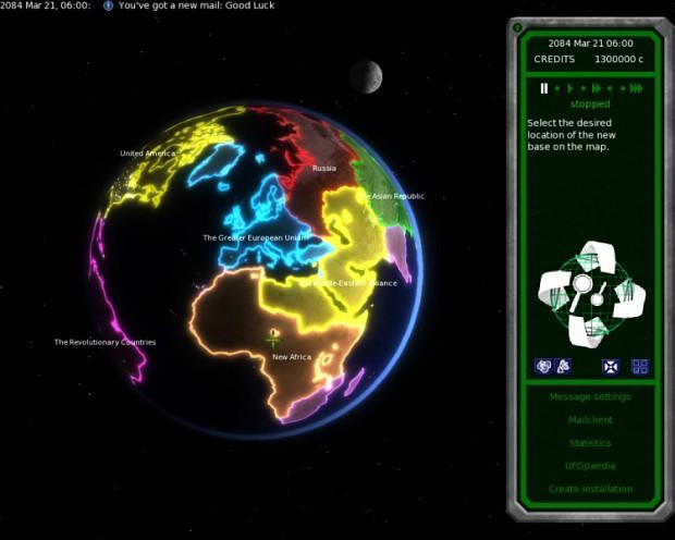 UFO: Alien Invasion 2.3 Windows 32x
