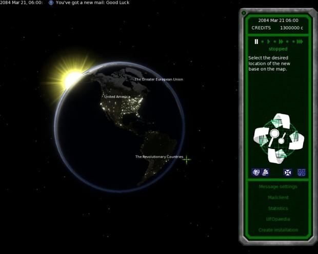 UFO: Alien Invasion 2.3 MacOSX