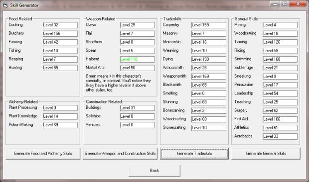 MyWorld NPC Generator 0.5.8
