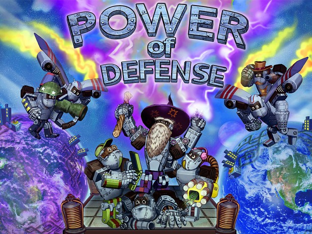 Power Of Defense Demo (Win32)